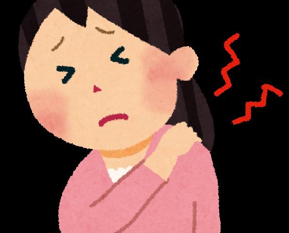 慢性的な肩こりに効果的なつぼとは!?|本宮市にあるもとみや接骨院