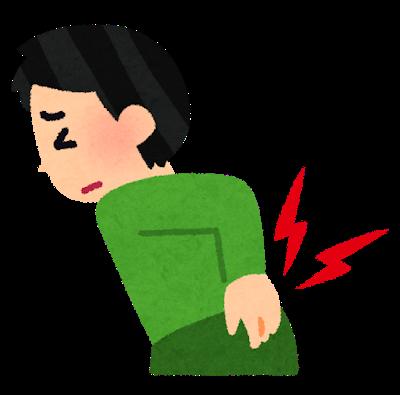 どうして腰痛が起きるの?|本宮市のもとみや接骨院